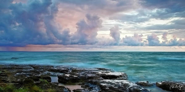 Great Lakes Region Wall Art - Photograph - Storm Clouds by Phill Doherty