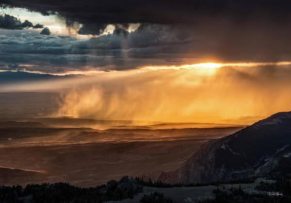 Magnificence Wall Art - Photograph - Storm Light by Leland D Howard