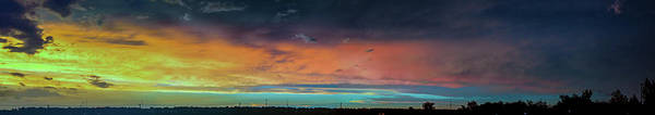 Photograph - Stormy July Nebraska Sunset 012 by NebraskaSC
