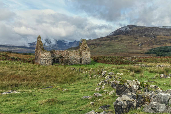 Wall Art - Photograph - Strath Suardal - Isle Of Skye by Joana Kruse