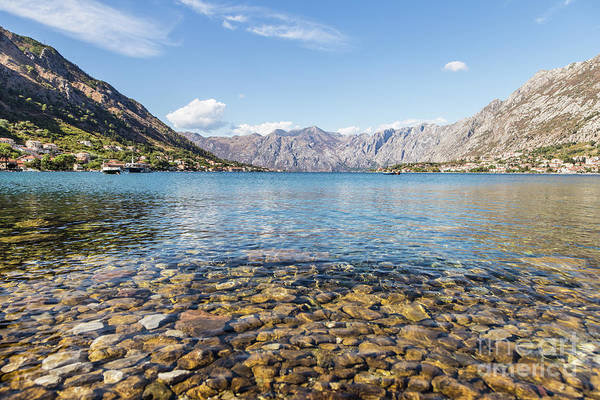 Photograph - Stunning Kotor Bay In Montenegro by Didier Marti