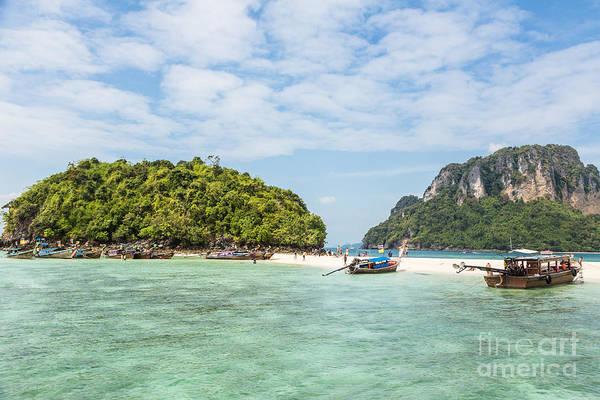 Photograph - Stunning Krabi In Thailand by Didier Marti