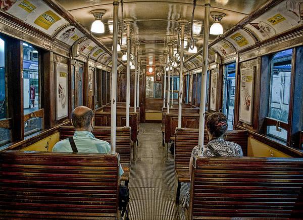 Cabildo Wall Art - Photograph - Subway by Hans Wolfgang Muller Leg