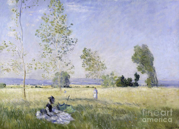 Painting - Summer by Celestial Images