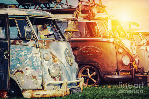 Wall Art - Photograph - Its A Dub Life by Tim Gainey
