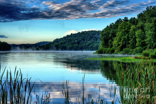 Photograph - Summer Morning On The Lake by Thomas R Fletcher