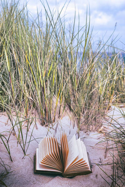 Wall Art - Photograph - Summertime Is Reading Time by Joana Kruse