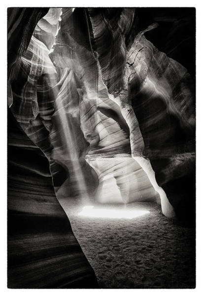 Wall Art - Photograph - Sunbeam by Robert Fawcett