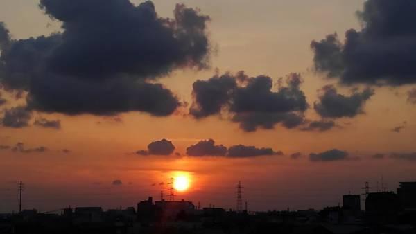 Drawing - Sundown by Kumiko Izumi