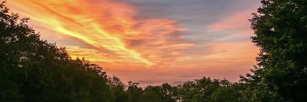Photograph - Sunrise July 22 2015 by D K Wall