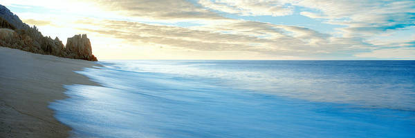 Lucas Photograph - Sunrise Over Pacific Ocean, Lands End by Panoramic Images