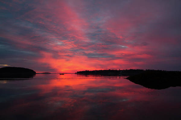 Photograph - Sunrise Reflection by Darryl Hendricks