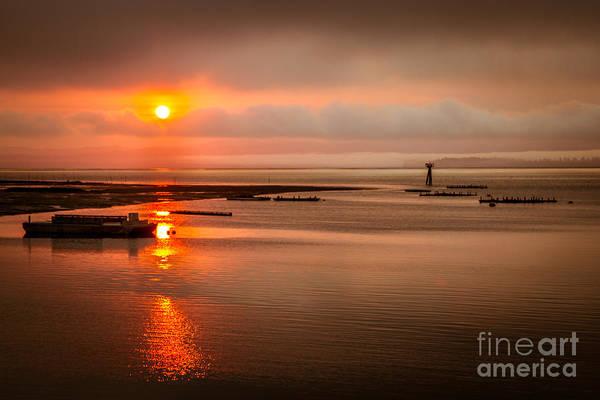 Wall Art - Photograph - Sunrise Reflections by Robert Bales