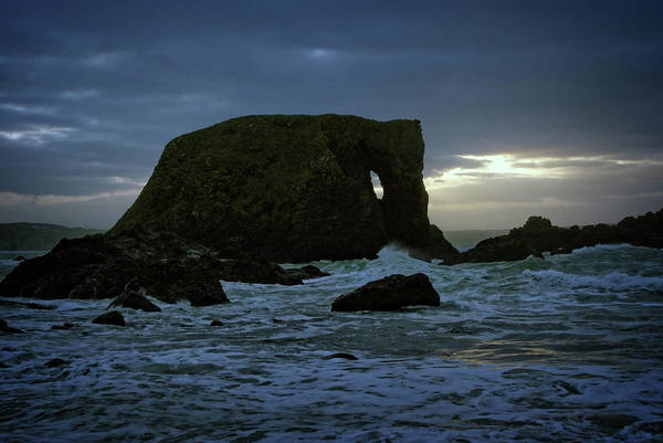 Photograph - Sunset At Elephant Rock by Colin Clarke
