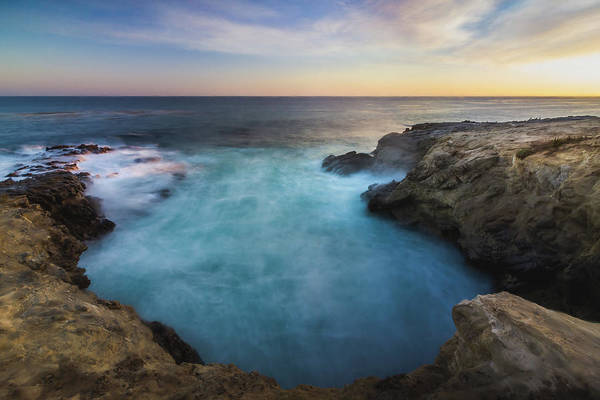 Photograph - Sunset At Sequit Point by Andy Konieczny