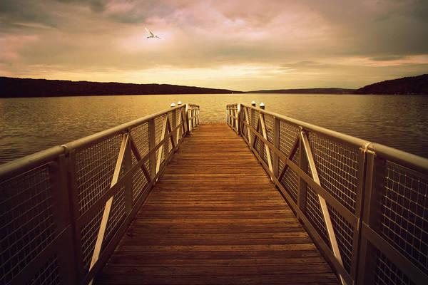 Photograph - Sunset Horizon by Jessica Jenney
