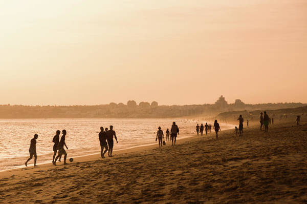 Wall Art - Photograph - Sunset In The Beach by Carlos Caetano