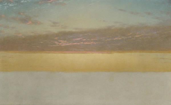 Painting - Sunset Sky by John Frederick Kensett