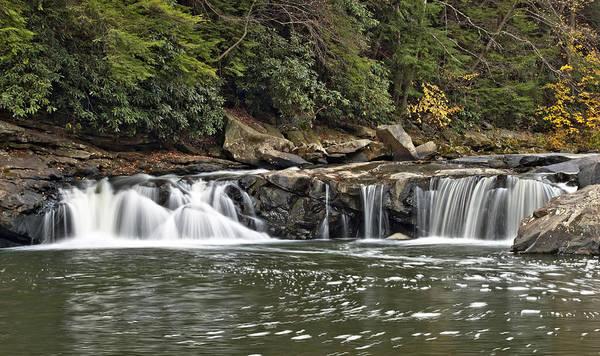 Swallow Falls State Park Wall Art - Photograph - Swallow Falls State Park Maryland by Brendan Reals