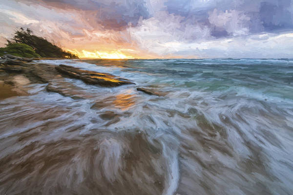 Photograph - Swept Out by Jon Glaser