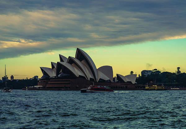 Photograph - Sydney Opera House by Nisah Cheatham