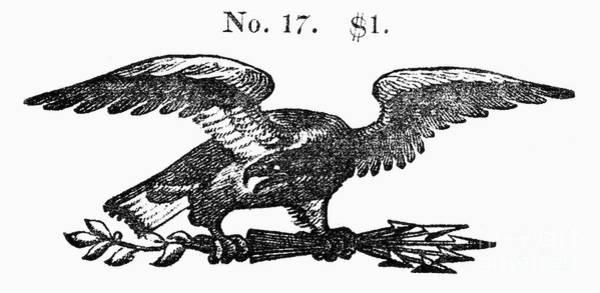 Photograph - Symbols: Eagle by Granger