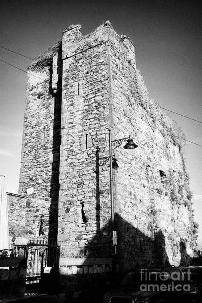 Wall Art - Photograph - Taffes Castle Merchant House Town House Carlingford County Louth Republic Of Ireland by Joe Fox