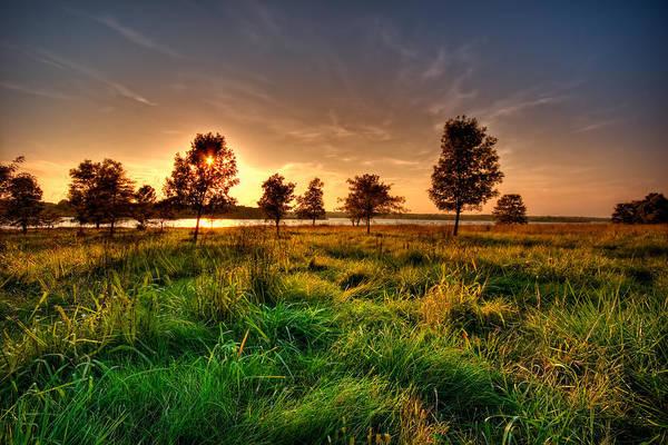 Photograph - Tail Of The Sun by Ryan Heffron