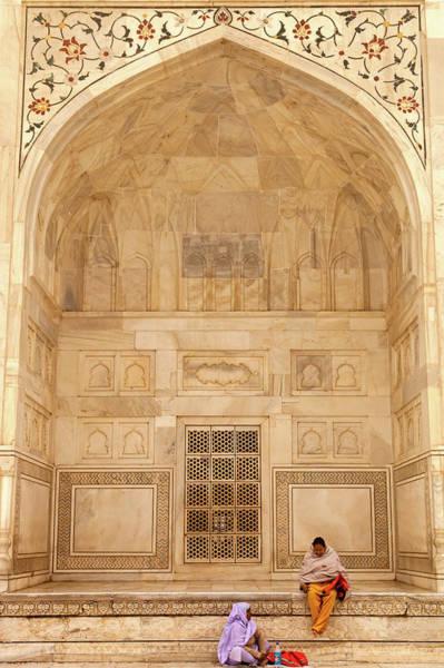 Taj Mahal, India Art Print