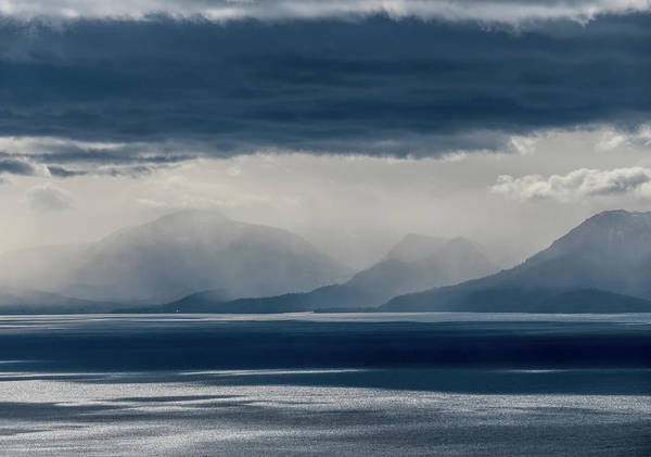 Photograph - Tallac Stormclouds by Martin Gollery