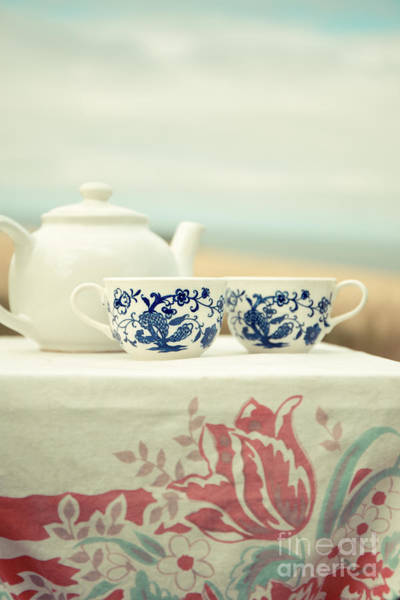 Photograph - Tea For Two by Edward Fielding