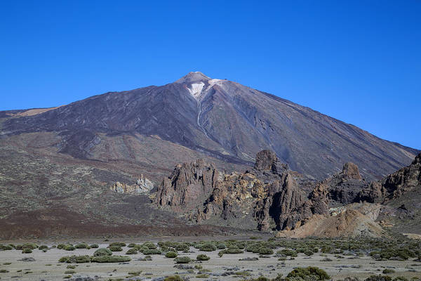Canary Islands Photograph - Tenerife - Mount Teide by Joana Kruse