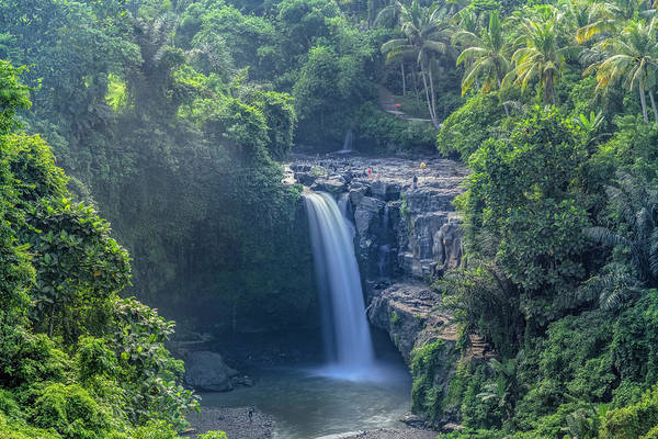 Wall Art - Photograph - Terjun Blangsinga Waterfall - Bali by Joana Kruse