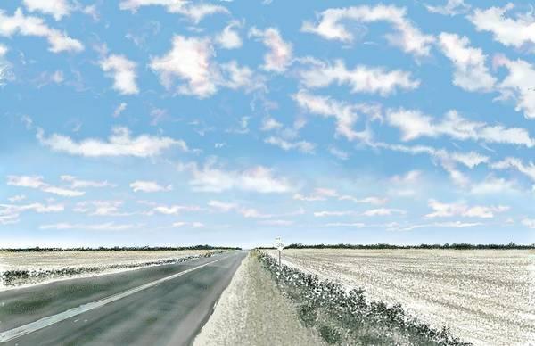 Digital Art - Texas 36 by Brandy Beverly