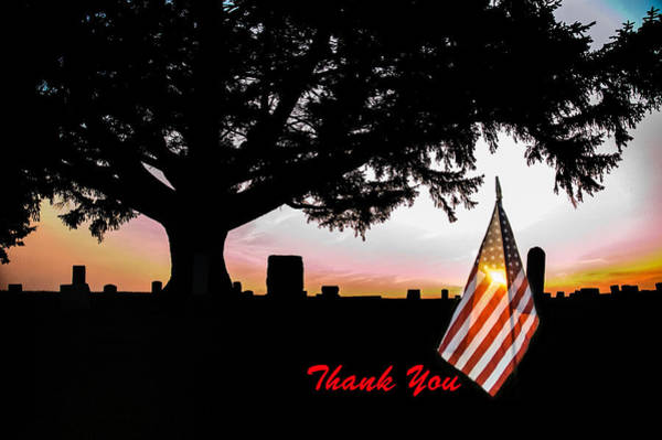 Photograph - Thank You by Michael Arend