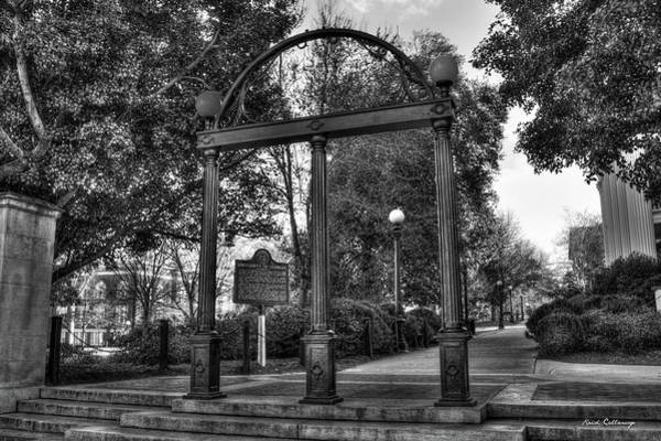 Photograph - The Arch 6 University Of Georgia Arch Art by Reid Callaway