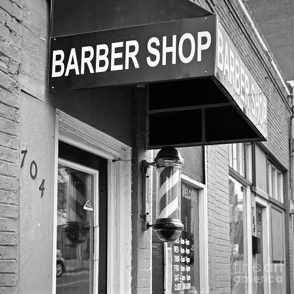 Photograph - The Barber by Patrick M Lynch