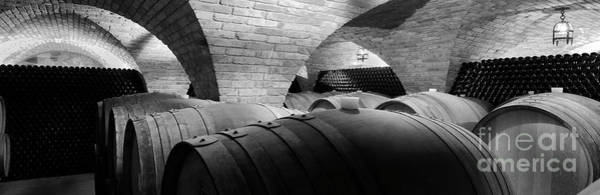 Wall Art - Photograph - The Barrel Room by Jon Neidert