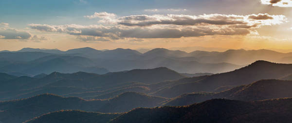 Photograph - The Blue Ridge by Donnie Whitaker