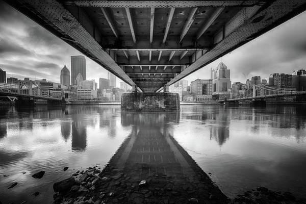 Photograph - Under Andy Warhol Bridge  by Emmanuel Panagiotakis
