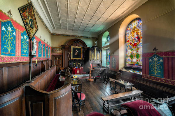 Photograph - The Chapel by Adrian Evans