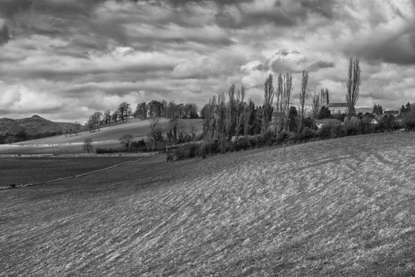 Photograph - The Church And The Tower Of Clackmannan Town by Jeremy Lavender Photography
