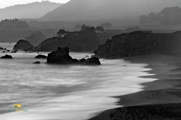 Photograph - The Cliff House by Jim Thompson
