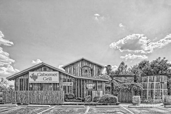Photograph - The Cotton Gin Village by Sam Stanton