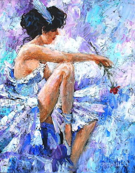 Painting - The Dancer by Igor Postash