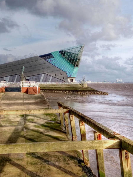 Photograph - The Deep, Hull by Sarah Couzens