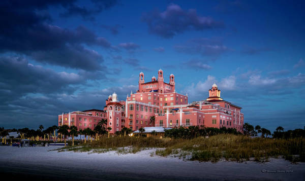 Wall Art - Photograph - The Don Cesar Resort by Marvin Spates