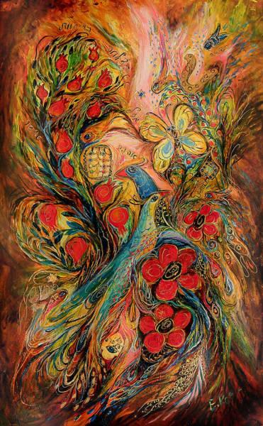 Wall Art - Painting - The Dream by Elena Kotliarker