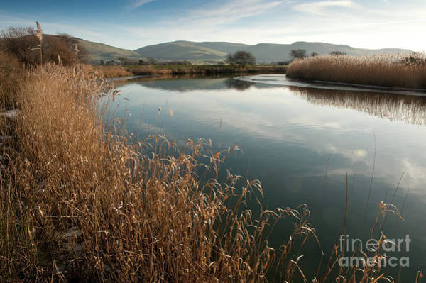 Photograph - The Dysynni River, Tywyn, Wales Uk by Keith Morris