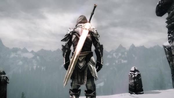 Sports Digital Art - The Elder Scrolls V Skyrim by Super Lovely